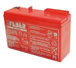 10 Ah 6 V Battery for children's vehicles + Cross Moto X Motorbi